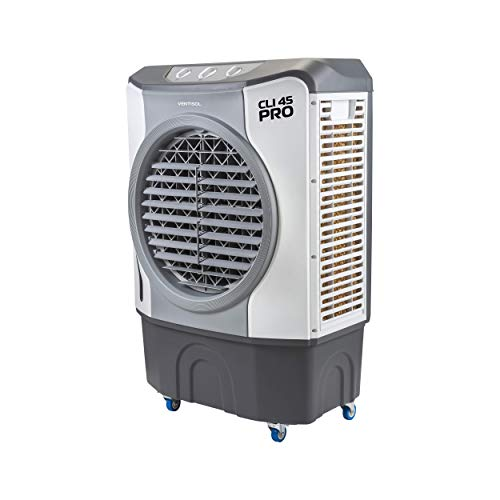 Climatizador de Ar, CLI45 Pro, Branco/Preto, 210w, 220v, Ventisol