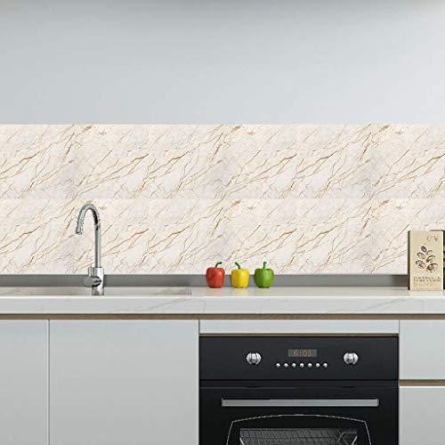 Lianlili 6 unids Mosaico baldosas Pared Escalera Pegatinas Autoadhesivo Impermeable PVC Etiqueta de la Pared Cocina Cerámica Pegatinas Decoración del hogar 20x20cm (Color : D)