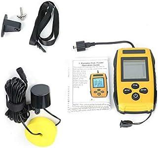 VGEBY1 Pescadores Tackle Sonar Sensor Transductor Lectura de Contorno Buscador de Peces Sonda de Eco Buscadores de Peces p...