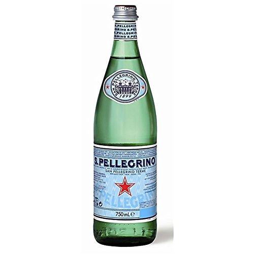 Natürliches Mineralwasser Soda San Pellegrino 75 cl VP