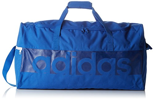 adidas Tiroin TB Bolsa de Deporte, Unisex Adulto, Azul Claro, L