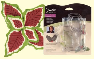 Sculpey Shape Makers -Leaf Set I