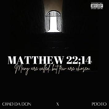 Matthew 22:14