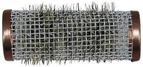 Efalock Professional Metallwickler lang, 24 mm, braun, 1er Pack, (1x 12 Stück)