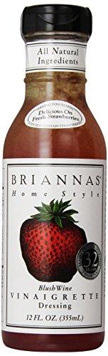 Brianna's Blush Wine Vinaigrette, 12 oz