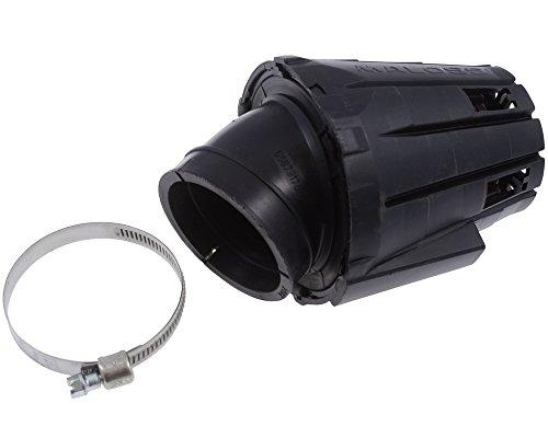 Luftfilter MALOSSI E5 PHF schwarze Kappe für GILERA Runner FXR DD 180 ZAPM08 2T LC 99-03