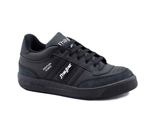 J-Hayber Men's New Olimpo Foot Wear - Black, Size 11 by J'hayber