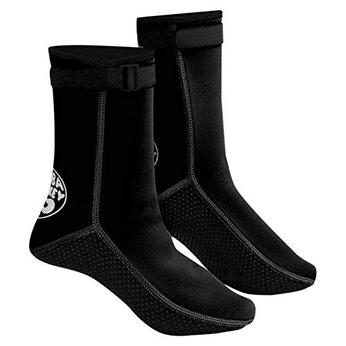NC 3MM Diving Socks Boots Non-Slip Swimming Shoes Fins Diving Warm Diving Beach Shoes Swimming Socks Diving Surf Boots