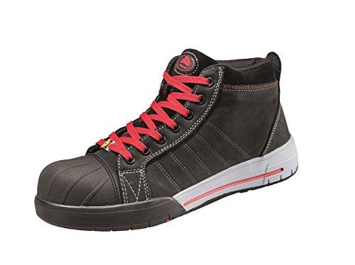 Bata Safety - Bota de Mujer S3 para Trabajo con Puntera de Seguridad - Sneakers M. BICKZ 733 ESD (39T) ⭐