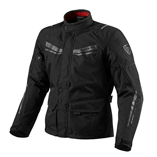 FJT157 - 3710-XL - Rev It Nautilus Motorcycle Jacket XL Anthracite-Black