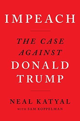 Image of Impeach: The Case Against Donald Trump