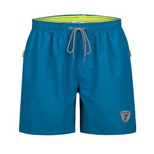 anqier Badehose für Herren Jungen Badeshorts für Männer Schnelltrocknend Surfen Strandhose Schwimmhose Surf Shorts mit Mash-Innenfutter