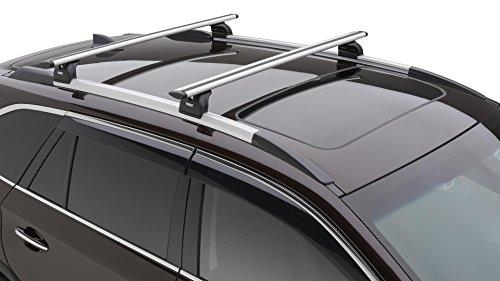 Subaru SOA567X020 Thule Crossbar Set