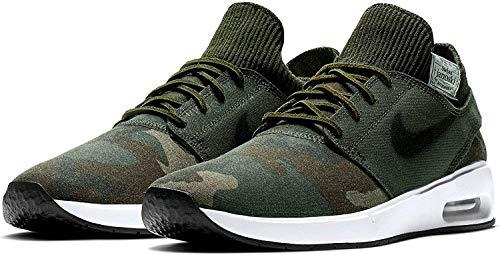 Tênis Nike SB Air Max Janoski 2 Iguana Black Camo