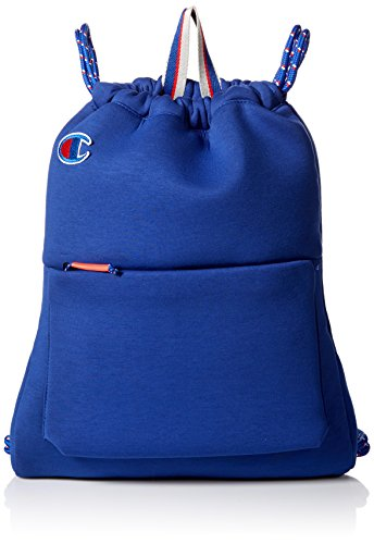 Champion Men's Attribute Gym Sack, Blue, OS