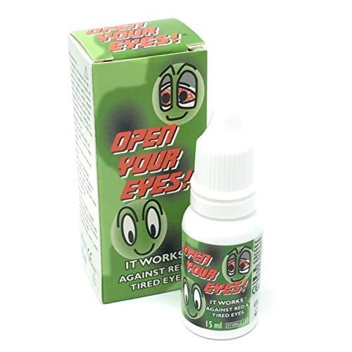 Open Your Eyes Anti Red-Eye Drops