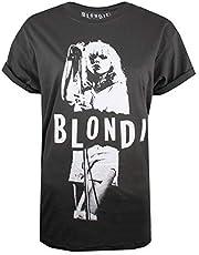 Blondie T-shirt damski SINGING
