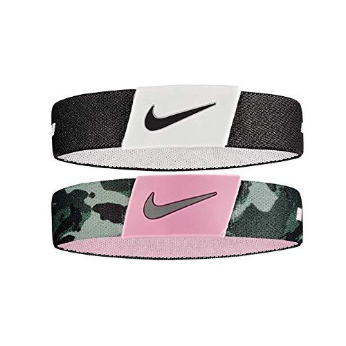 Nike Baller Bands Noir/Blanc/Vert/Rose Taille M/L