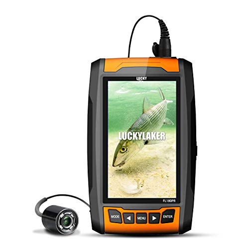 LUCKY, Underwater Fishing Camera Viewing System - Capture The Live Underwater Fishing Experience