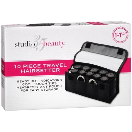 Studio Beauty 10 Travel Curlers