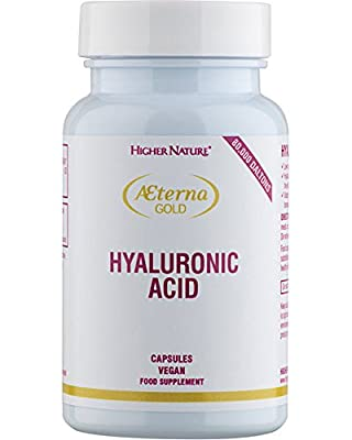 Higher Nature Eterna Gold Hyaluronic Acid 30 Capsules