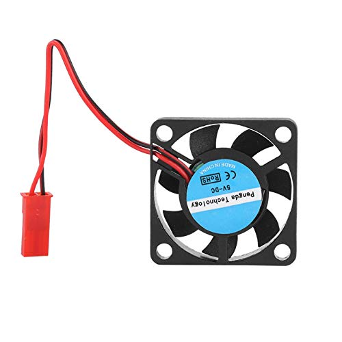 Hyuduo1 Ventilador de Impresora 3D de 5 uds 8500RPM, Ventiladores de enfriamiento de disipación de Calor rápido, Enfriador de Impresora 3D con Fuerza de Viento Grande y silencioso