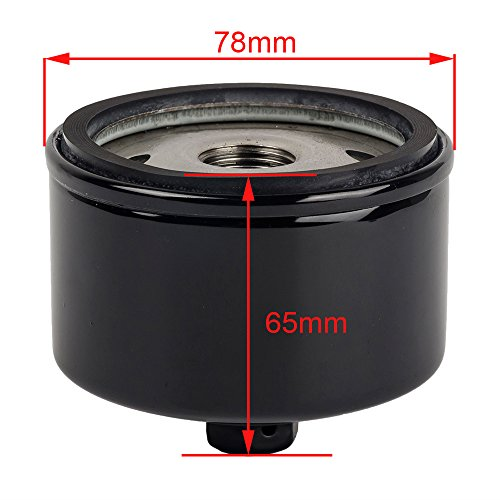 Ouyfilters, filtro dell'olio di ricambio ad alte prestazioni KN163HF163