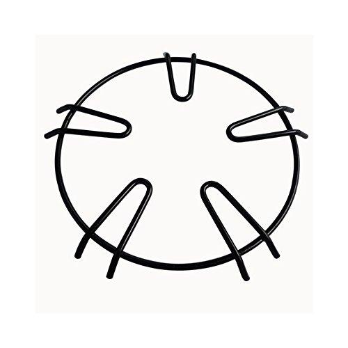 Earth Star Küche Herd Zubehör Fünf Ohr creme Topf Regal Sicher hohe Qualität Gasherd, Gasherd Beschläge Halterung Rack