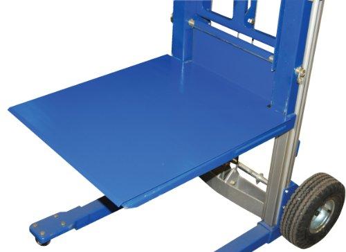 Vestil A-LIFT-DK Deck Platform for Hand Winch Lift Truck, 24-1/4