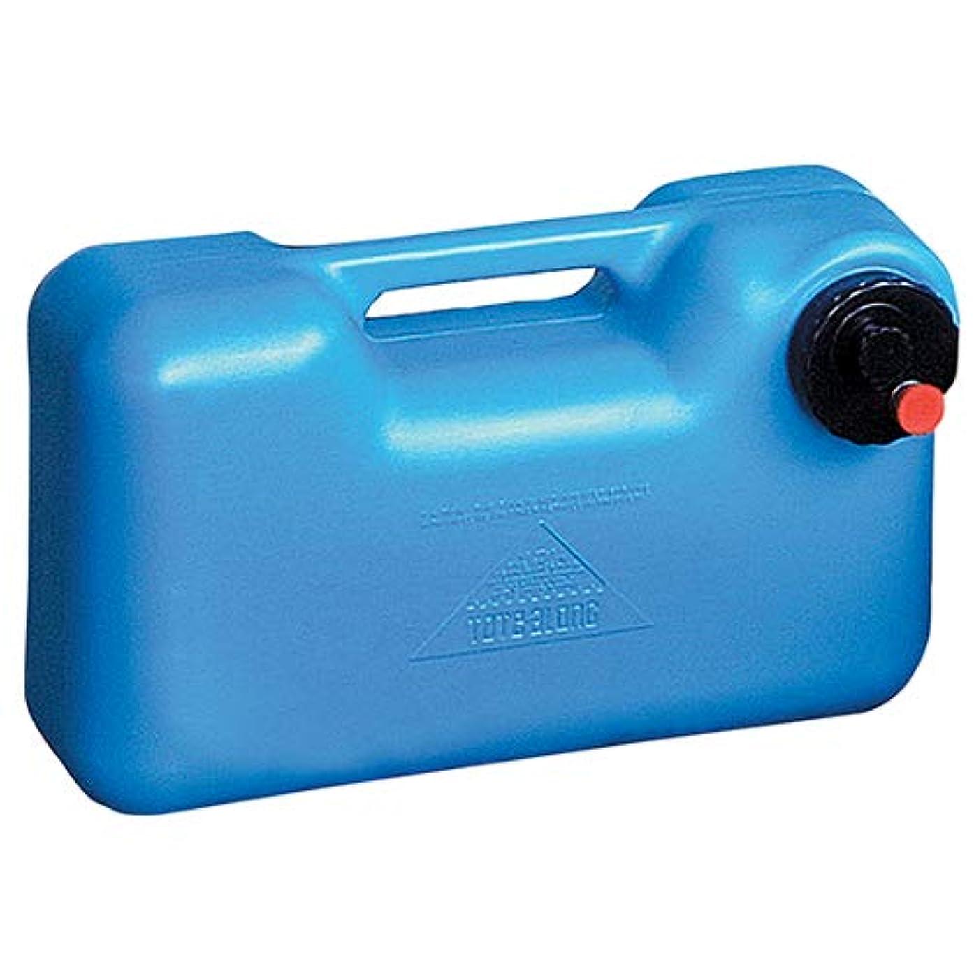 Barker Manufacturing Company 10887 Barker 5 Gallon Tote-Along Drain Water Tank