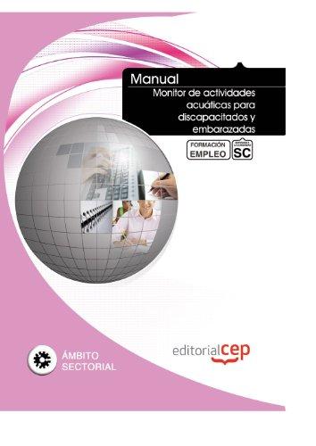 Manual Monitor de actividades acuáticas para discapacitados