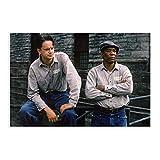 The Shawshank Redemption Filmposter, Filmstars Tim Robbins