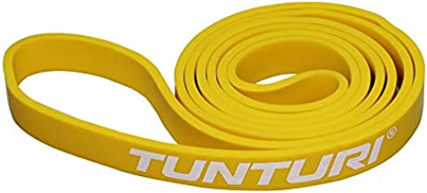 Tunturi Power Band in Extra Light, Light, Medium, Heavy and Extra Heavy Resistance Strengths