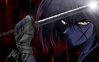 Tomorrow sunny Rurouni Kenshin Classic Japan Anime Movie Silk Poster Wall Decor 2436  RK14
