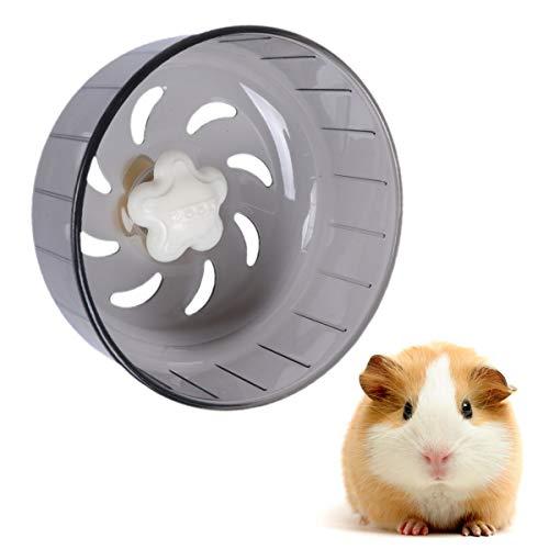 Balacoo Silent Spinner für Hamsterräder - Kleines Laufrad für Rattenräder für Hamster Rennmäuse Oder Mäuse