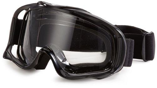 Protectwear CB-SW crossbril, zwart