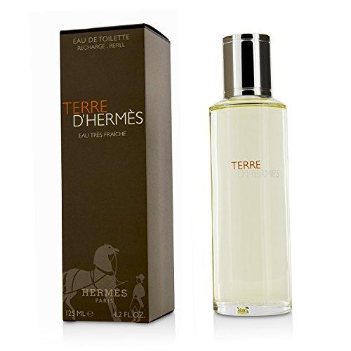 Hermes Paris Herren Terre D Hermes Eau Tres Fraiche Eau De Toilette 125ml recharge