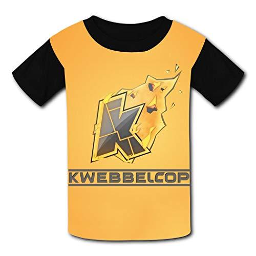 ZIMUshi Kweb-belkop Play Kids' T-Shirt Unisex...