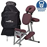 2. Stronglite Portable Massage Chair Ergo Pro II