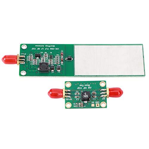 Antena activa Mini-Whip, 2 piezas Antena activa Mini-Whip RTL-SDR Receptor de radio de onda corta Componente electrónico
