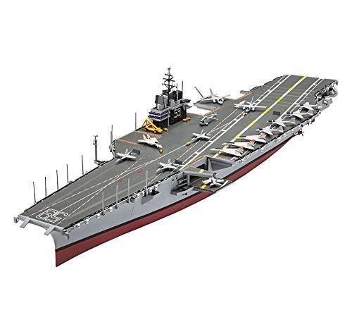 EP-Toy Papel Militar De Los Niños Kits Modelo, 1/350 USS