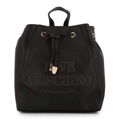 Love Moschino Essential Rucksack schwarz