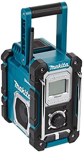 MAKITA DMR108 - Radio a batería 7,2-18V Bluetooth