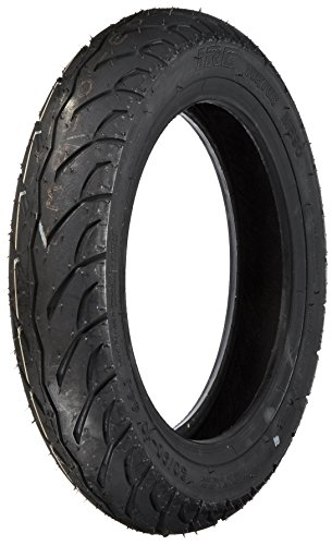 IRC Inoue Rubber Motorcycle Tire Scooter MB90 TUKTUK 80/90-10 44J Tubeless Type (TL) 129598 for Motorcycle