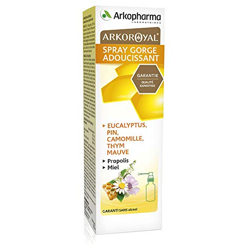 Arkopharma - Spray Gorge Adoucissant 30ml Arkoroyal Arkopharma