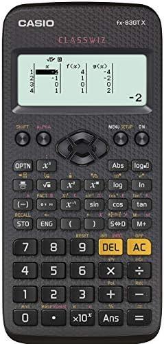 New Casio FX-83GTX Scientific Calculator