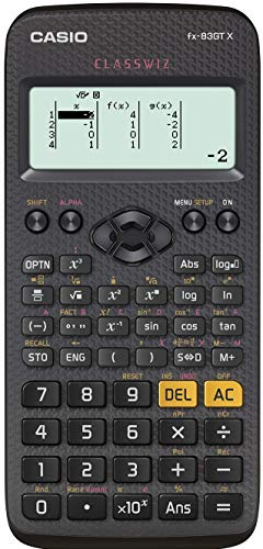New Casio FX-83GTX Scientific Calcul