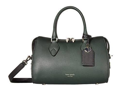 Kate Spade New York Tate Small Duffel Bag Deep Evergreen One Size