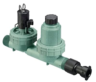 Orbit 3 Pack 4 in 1 Drip Irrigation Valve, Water Filter, Pressure Regulator and Tubing Adaptor - 67790 by Orbit