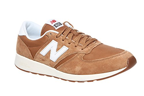 New Balance Unisex-Erwachsene MRL420-S2-D Sneaker, Braun Braun Braun, 45 EU